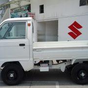 carry truck thùng lửng