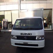 suzuki new pro thùng kín
