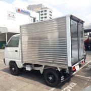 suzuki carry truck 650kg thùng kín