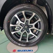 suzuki xl7 thong so lop